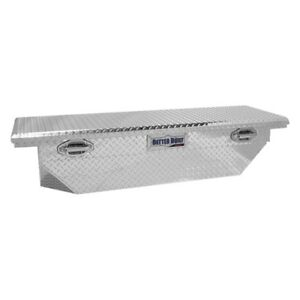 Sec Series Low Profile Corner Notches Single Lid Crossover Tool Box