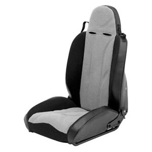 For Jeep Scrambler 81 85 Seat Xrc Suspension Front Driver Side Seat W Black