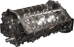 Blueprint Engines Bp38317 Forged Short Block Assembly Small Block Chevy 383ci St