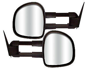 Cipa 73100 Extendable Replacement Towing Mirrors
