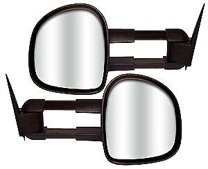 Cipa 73500 Extendable Replacement Towing Mirrors