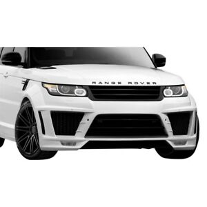 For Land Rover Range Rover Sport 14 15 Front Bumper Af 2 Style Wide Body Front