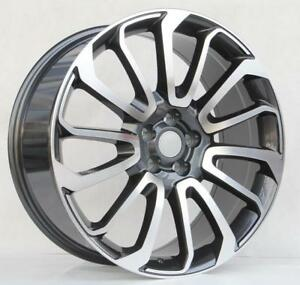 20 Wheels For Land Rover Discovery Lr3 Lr4 20x9 5