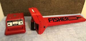 Pre owned Fisher Research Labs Tw 8800 Multi frequency Digital Line Tracer