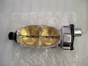 11 17 Supercharged Mustang Roush Vmp Tuning Twin Blade 67mm Throttle Body Coyote