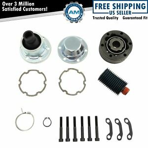 Front Prop Drive Shaft Rear High Speed Cv Joint Repair Kit Set For Nitro Liberty