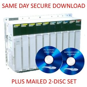 Modicon Plc Training System Manuals Software Trainer Automation Reference