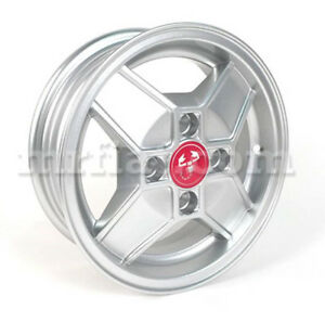 Fiat 600 850 Bianchina Giardiniera Cd 30 Replica Rim New