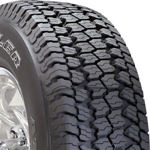 2 New P265 70r17 Goodyear Wrangler At s 2657017 265x70r17 265 70 17 Tires 31227