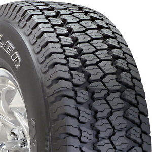 2 New P265 70 17 Goodyear Wrangler At S 70r R17 Tires 31227