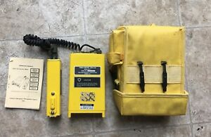 Nuclear Research Corp Cdv 718 Radiation Survey Meter Geiger Counter