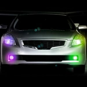 Plasmaglow 10705 Headlight Multicolor Led Hideaway Strobe Light Kit