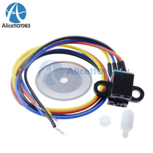 5pcs Photoelectric Speed Sensor Encoder Coded Disc Wheel For Freescale Smart Car