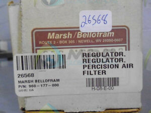 Bellofram 960 177 000 Type 51fr Precision Air Filter Regulator New In Box