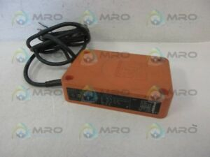 Ifm Efector Kd0012 Capacitive Sensor used