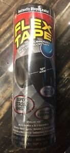 Flex Tape Strong Rubberized Waterproof Tape Stop Water Air Leaks Sealed Pkg New