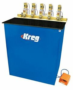Kreg Dk5100r Panel Boring Pocket Hole Machine reconditioned Free Shipping