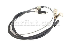 Fiat 125 132 Hand Brake Cable New