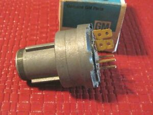 Nos 1961 62 Oldsmobile Ignition Switch Delco Remy