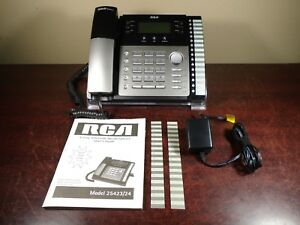 Rca Visys 25423re1 Four line Business Telephones 4 line