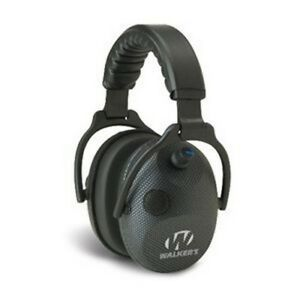 Walker s Gwp amcarb Game Ear Alpha Carbon Power Muffs Compact Series Provides Up