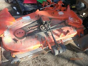 Kubota Tractor B Rc60 24b Belly Mower Deck 60 Rc60b B1550 B1750 B2150 B7100