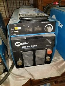 Miller Xmt 304 Welding Machine