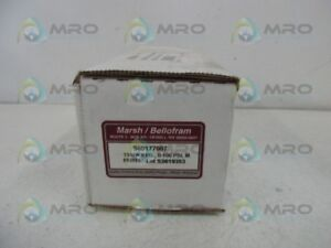 Bellofram 960 177 007 Precision Air Filter Regulator New In Box