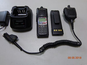 Motorola Xts5000 Model Iii 7 800 P25 Radio H18uch9pw7an Complete Pkg Free Ship