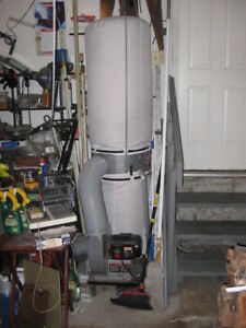 Woodworking Dust Collector With Collection Bag Craftsman Sears