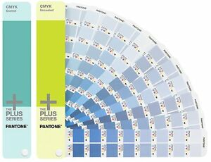 Pantone Cmyk Color Guide Coated Uncoated Gp5101 2 868 Cmyk Process Colors