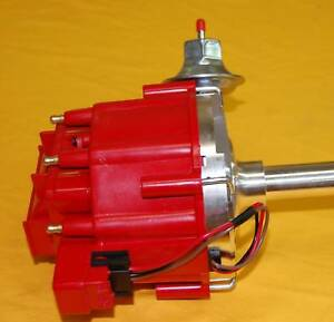 Pro Series Ford 289 302 5 0 5 0l Hei Distributor Coil Red 50k