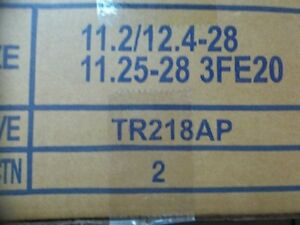 1 New Tractor Tubes 11 2 12 4x28 11 2x28 12 4x28