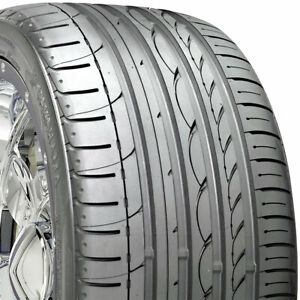 4 New 295 35 21 Yokohama Advan Sport 35r R21 Tires Certificates