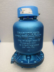 Warren Rupp Sandpiper Tranquilizer Model Ta1 Diaphram Pump Surge Suppressor
