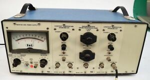 Tsi Conditioner 1053b Anemometer 1056 Decade Probe 1051 6 Power Supply Monitor