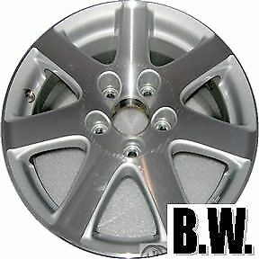 16 Inch Oe Wheel Fits 2004 2005 Honda Accord 064000