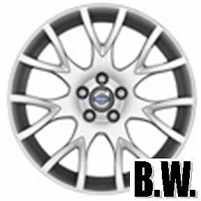 18 Inch Oe Wheel fits 2009 2010 Volvo 40 Series 070341