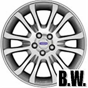 18 Inch Oe Wheel fits 2009 2010 Volvo 60 Series 070342