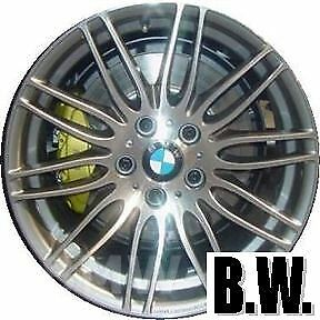 19 Inch Oe Wheel fits 2008 2010 Bmw 528i 071303