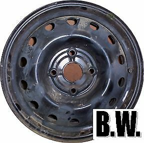 15 Inch Oe Wheel Fits 2004 2008 Chevrolet Car Optra 072688