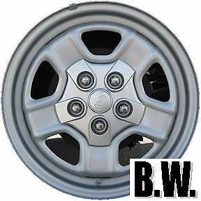 16 Inch Oe Wheel Fits 2007 2017 Jeep Patriot 09077
