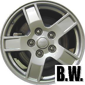17 Inch Oe Wheel fits 2005 2007 Jeep Grand Cherokee 09053