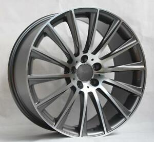 19 Wheels For Mercedes Gl450 Gl550 Gls450 Gls550 19x8 5
