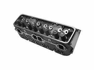 World Products 014150 2 Small Block Chevy Motown 220 Cast Iron Cylinder Head