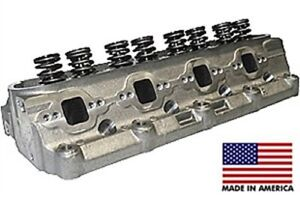 World Products 053030 3 Small Block Ford Windsor Jr Cast Iron Cylinder Head