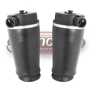 1997 2002 Ford Expedition 2wd Rear Air Suspension Air Springs New Pair