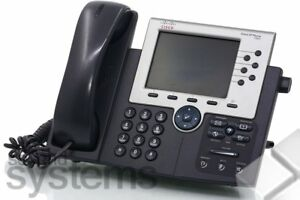 Cisco 281oz Ip Phone Phone System Telephone Voip Poe Cp 281oz