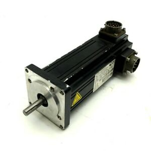 Control Techniques Mgm 208 cons 0000 Brushless Servo Motor 0 64hp 240vac 2 6a