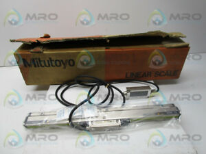 Mitutoyo At553 300 sc 539 765 10 Linear Scale New In Box